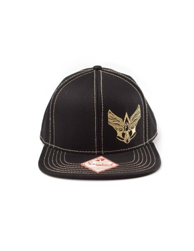 Batman - Black Snap back Cap
