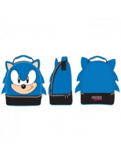 Sonic - Blue - Big Face Lunchbox