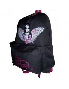 LA Ink - Dark Grey Backpack Angel