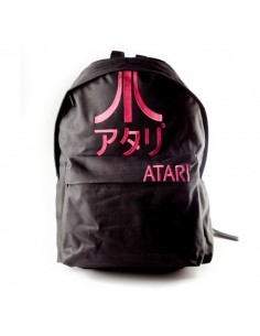 Atari - Backpack Black With Japanese Logo