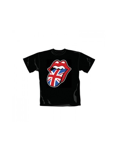 Rolling Stones - T-Shirt Union Tongue