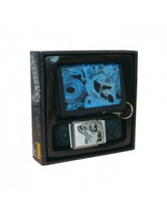 Spiderman - Belt And Wallet Set in Gift Box