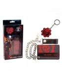Gears Of War - Chain Wallet and Keychain Combo