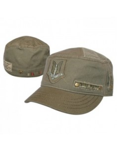 Call Of Duty - Army Green Cadet Cap Logo Front