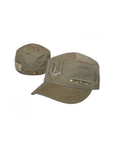 Call Of Duty - Leger Groene Cadet Cap Pet Logo Front