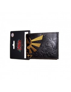 Nintendo - The Legend of Zelda  Portemonnee Bi-fold