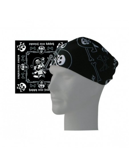 Happy Tree Friends - Bandana Black White