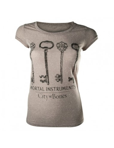 The Mortal Instruments City of Bones - Keys Dames T-shirt