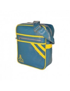 Atari - Blue, North South Flight Bag Schoudertas
