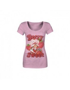 Strawberry Shortcake T-shirt - Berry Sweet