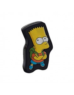 The Simpsons - Black Wallet Bart