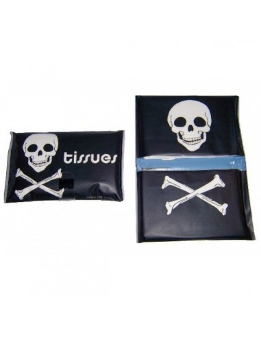 Tissues - Skull Crossbones