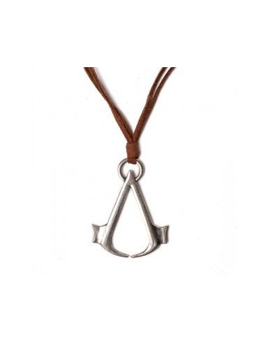 Assassins Creed - Brown Necklace W Logo