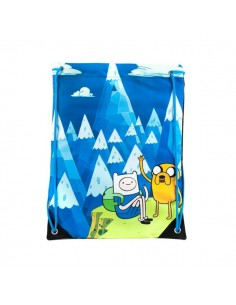 Adventure Time - Blue Mountain Jake n Finn - Gymtas Rugtas