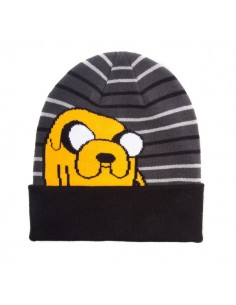 Adventure Time -  Black Grey Beanie Jake
