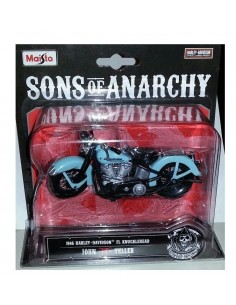 "Sons of Anarchy Harley-Davidson (R) FL Knucklehead John ""JT"" Teller"