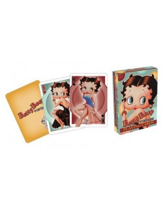 Betty Boop - Playing Cards Vintage