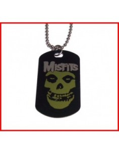 Music necklace Misfits