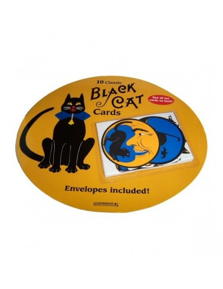 Black Cat postkaarten (10)