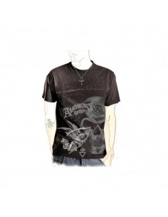 Alchemy Gothic Shirt Crim Death