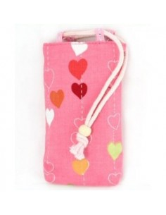 Mobile phone Case - Hearts