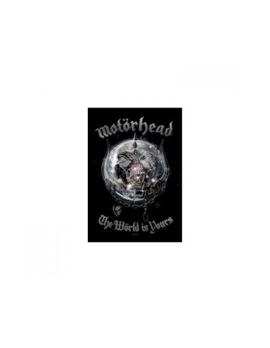 Motorhead  Postervlag - The World Is Yours