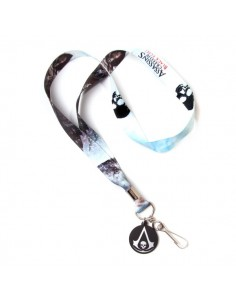 Assassins Creed - Lanyard Black Flag