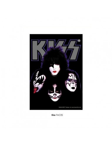KISS - Portrait
