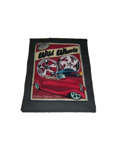 Boyd Coddington T-Shirt - Wild Wheels
