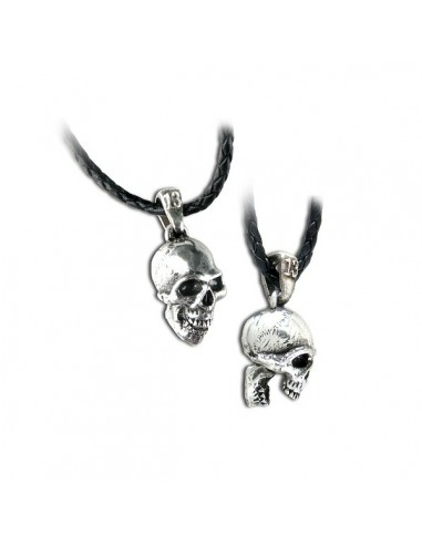 UL13 Necklace - Skull Trap Jaw
