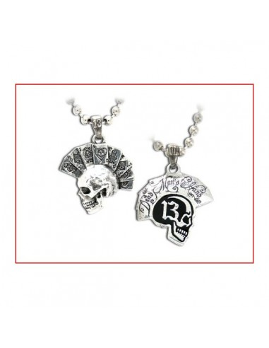 UL13 Necklace - Dead Man&#39s Hand