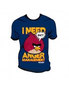 Angry Birds T-shirt - I Need Anger Management