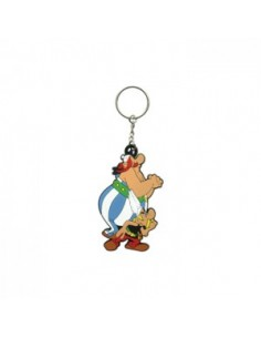 Asterix - Key Chain Asterix en Obelix