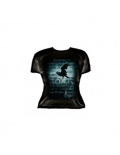 Alchemy Damen T-shirt - Nevermore