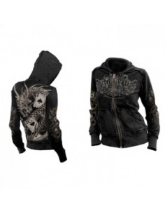 "Alch UL13 Girls Hoody - ""Imperial Dragon"""