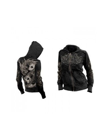 "Alch UL13 Damen Hoody - ""Imperial Dragon"""